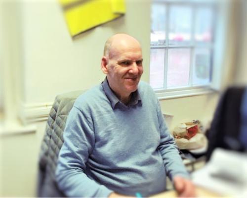 Paul-senior HGV recruitment consultant