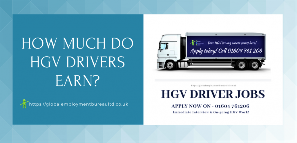 How Much Do HGV Drivers Earn