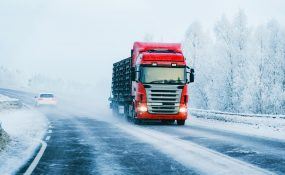 7 Winter Driving Tips For HGV Drivers