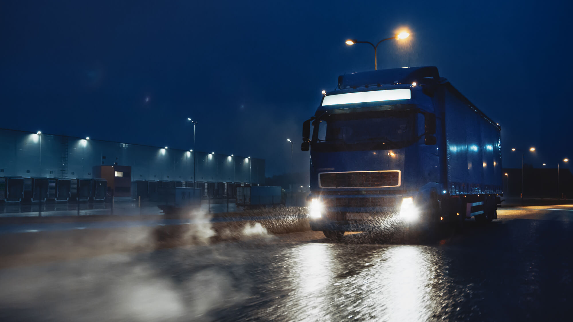 HGV Night Driving Rules | What You Need To Know