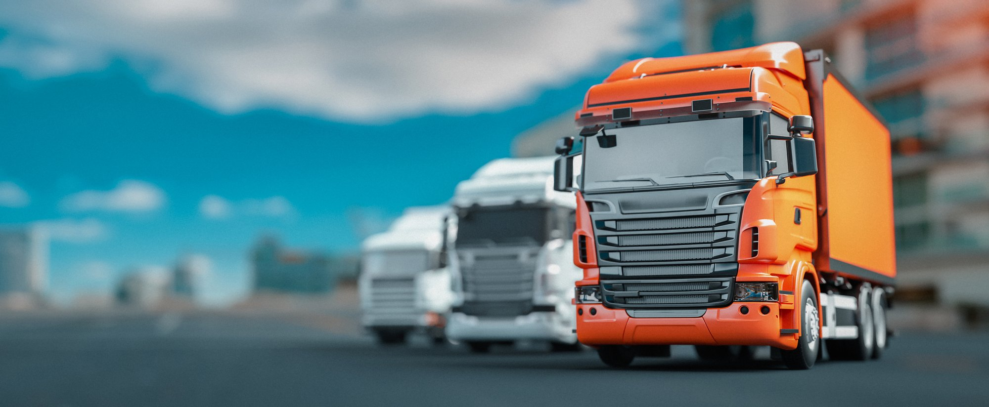 Read more about the article How To Stay Cool In Your HGV This Summer