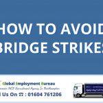 HGV Driving | How To Avoid Bridge Strikes