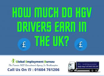 HGV Drivers Salary In The UK